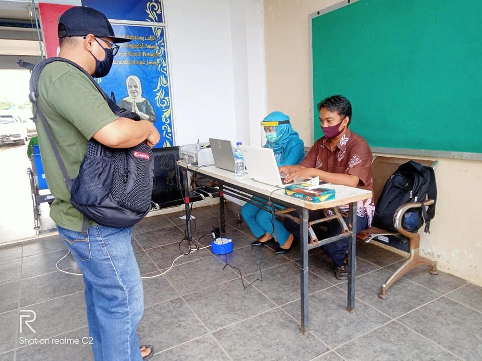 Pelayanan Samsat Di Kecamatan Bengkong Pemerintahan Kota Batam